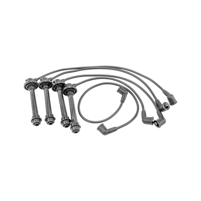 Ignition Spark Plug Wire Cable Set For 84-87 Toyota