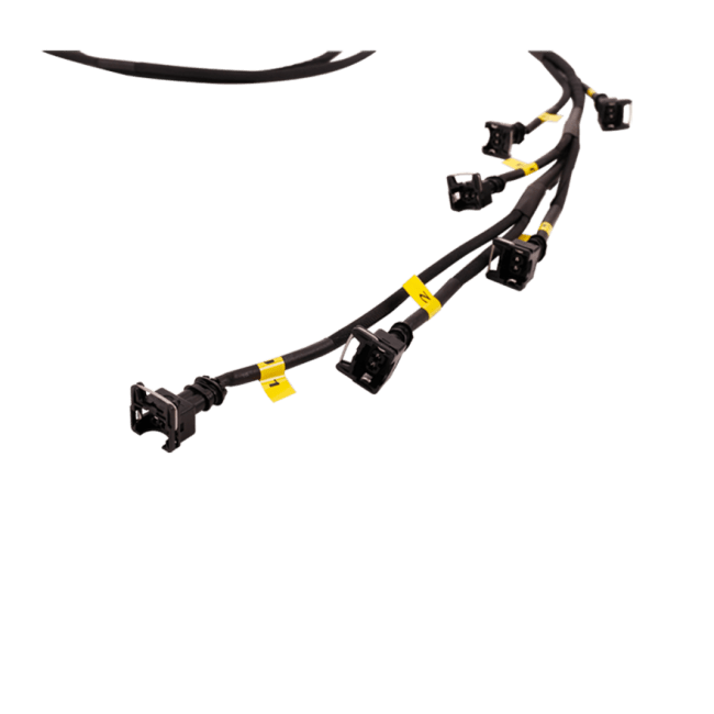 EV1 Injector Wire Harness Connector for 2JZ-GTE 2JZGTE Engine