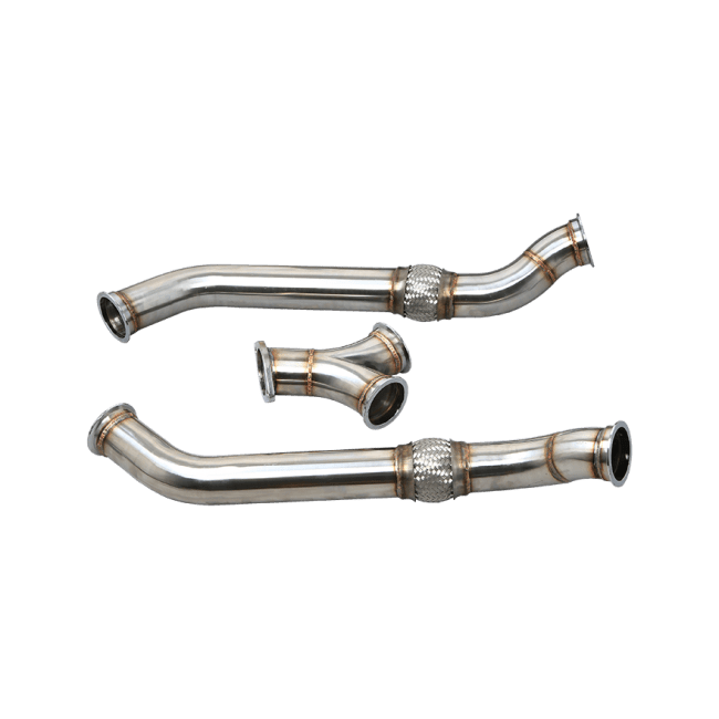 High Performance Headers Exhaust Y Pipe For RX7 RX-7 FC LS