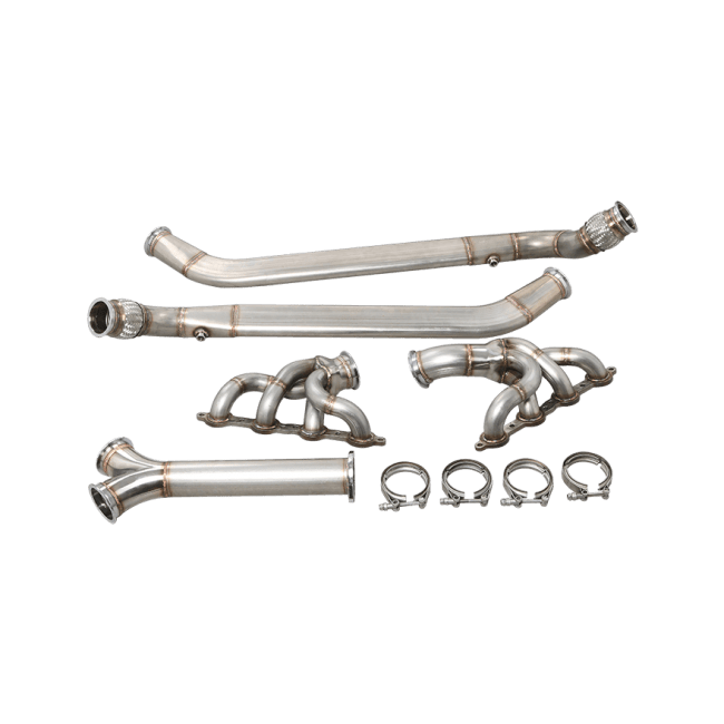 LS1 Engine T56 Trans Mount Headers Kit for BMW E30 LS1 Engine