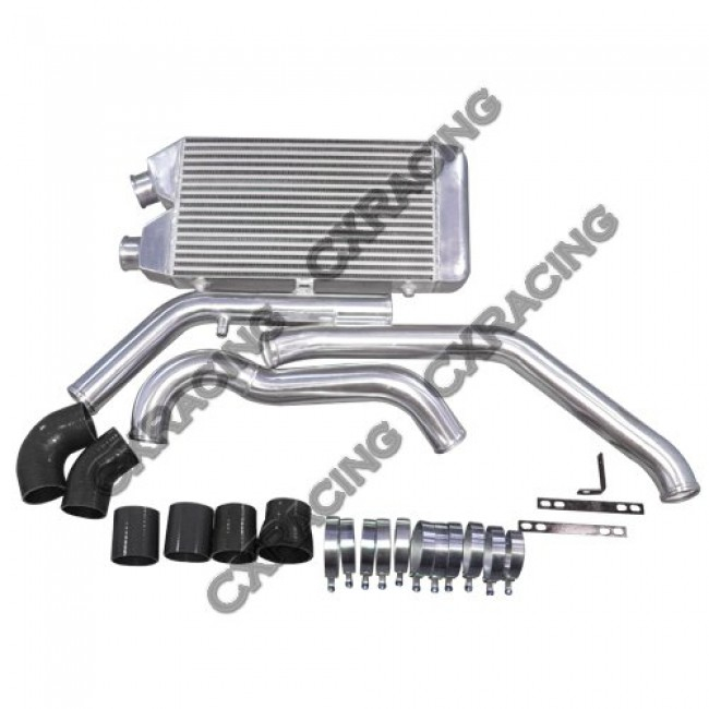 Upgrade Intercooler Kit For Toyota Supra MKIII with 7M-GTE