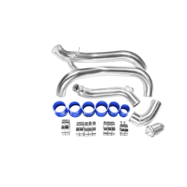 Intercooler Piping Kit + HKS Style BOV For 89-99 240SX S14