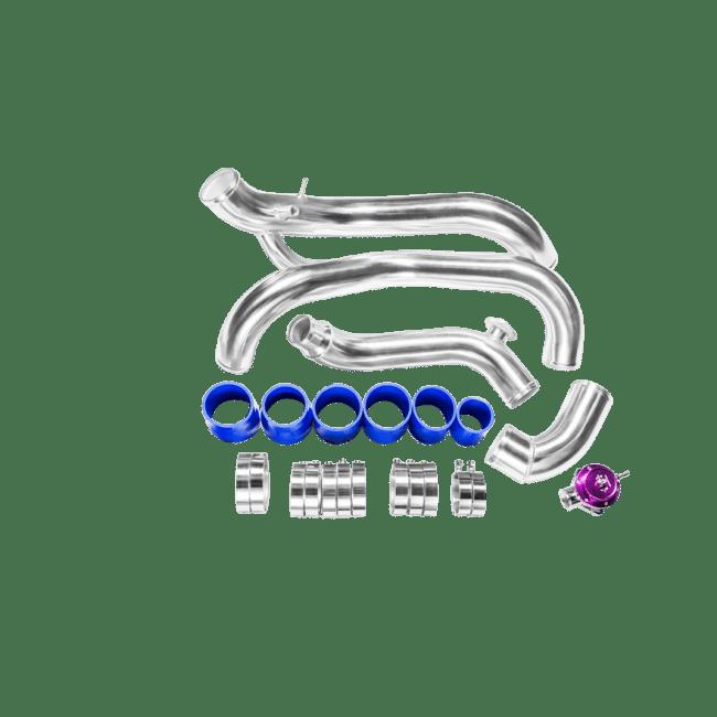 Bar & Plate FMIC Intercooler Kit + BOV For 89-99 Nissan