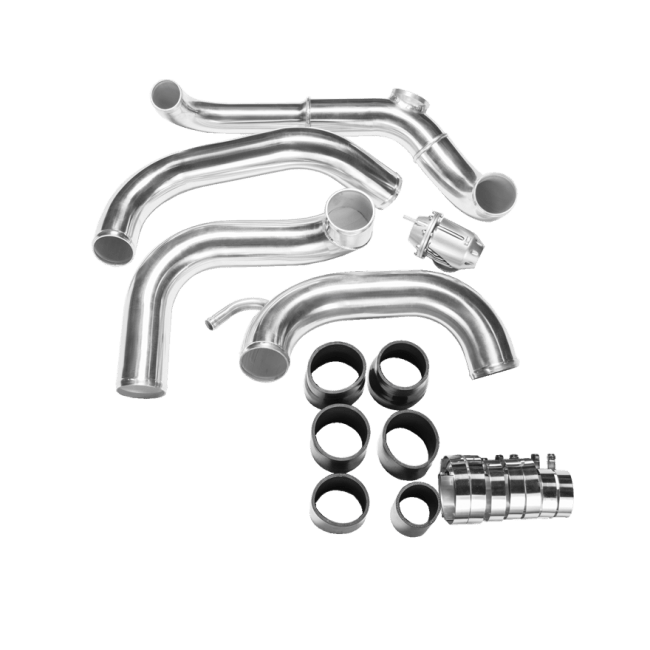 Intercooler Piping Kit + HKS Style BOV For 89-99 240SX S13