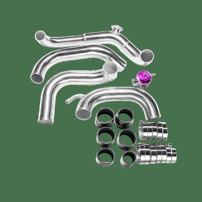 FMIC Intercooler Piping Kit + BOV For 89-99 Nissan 240SX