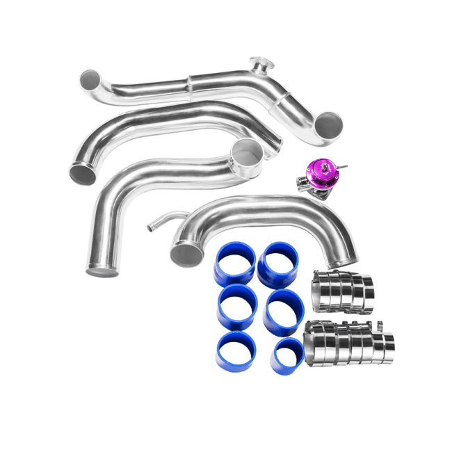 FMIC Intercooler Piping Kit + BOV For 89-99 Nissan 240SX