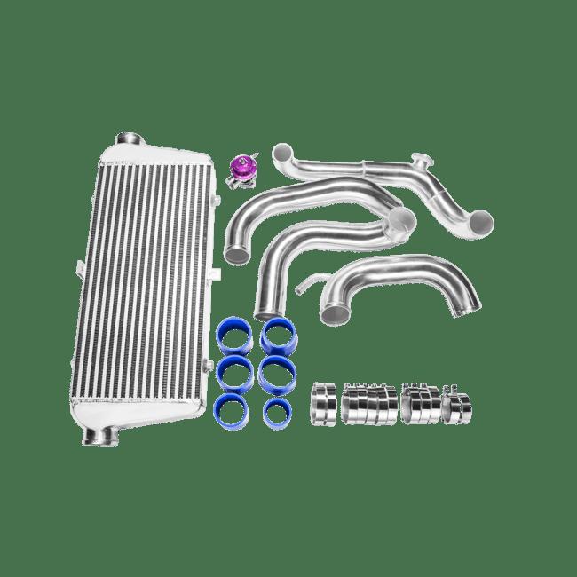FMIC Intercooler Kit + BOV For 89-99 Nissan 240SX S13 S14