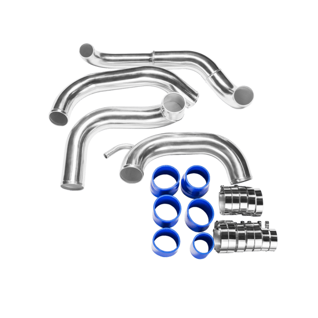 Front Mount Intercooler Piping Kit For 89-99 Nissan 240SX
