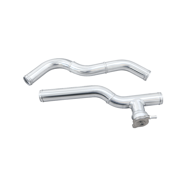 Intercooler Radiator Hard Pipe Bracket Kit For 86-91 RX7