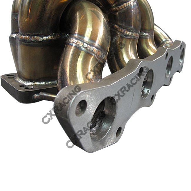 91 240sx S13 Ka24de Engine Wiring 11 Gauge Thick Turbo Manifold For 91 99 Nissan 240sx S13