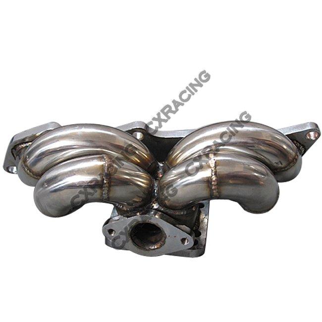 91 240sx S13 Ka24de Engine Wiring Turbo Manifold For 91 99 Nissan 240sx Ka24de S13 S14 S15