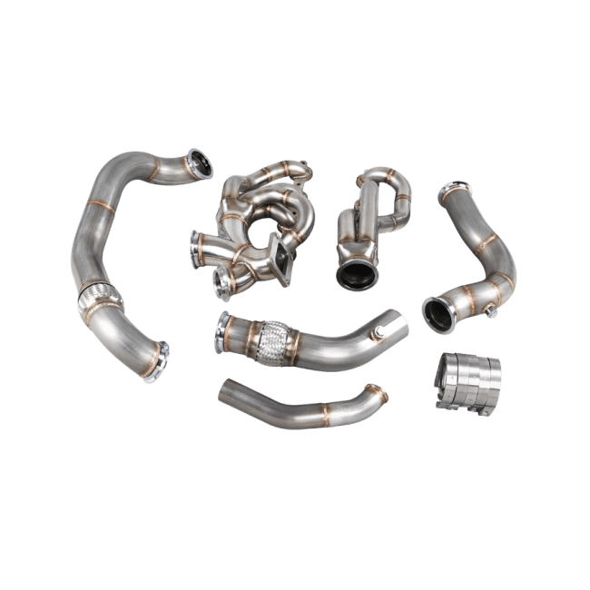 LS1 Engine T56 Trans Mount Oil Pan Turbo Kit For 04-13 BMW