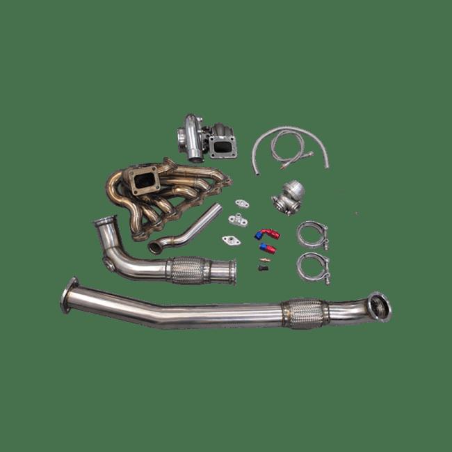 Turbo Kit For 2JZGTE 2JZ Swap 240SX S13 S14 Single T72