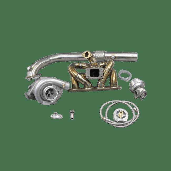 T04E Turbo Kit RAM Thick Manifold For Civic Integra EK B18
