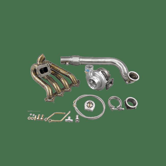 GT35 Turbo Kit For Civic Integra EF EG EK B-Series Top