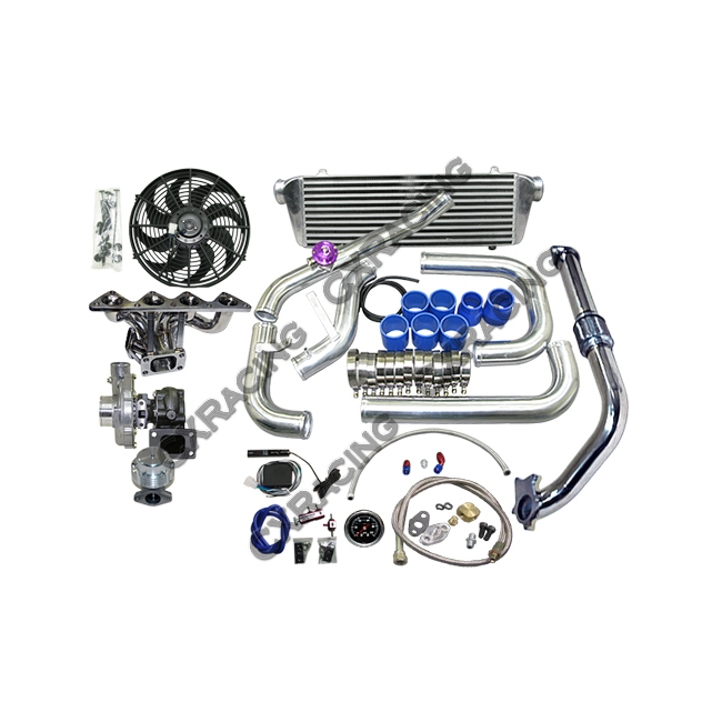 Turbo Kit for Honda Civic & Integra with B16 B18 B20 B