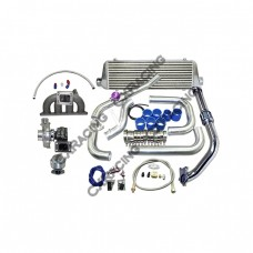 T3/T4 Turbo Kit For 92-00 Honda Civic with D15 D16 D