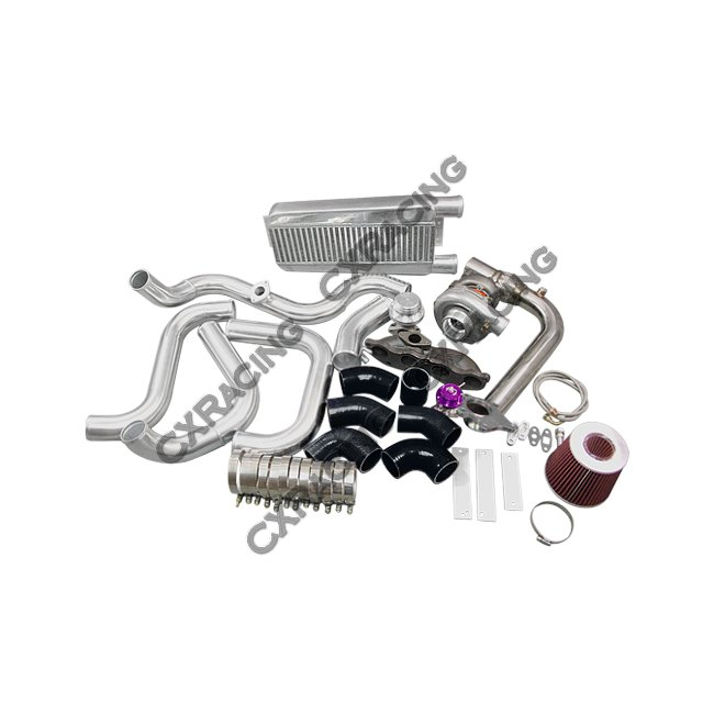 Turbo Intercooler Kit for 04-08 Acura TSX K24 T04E