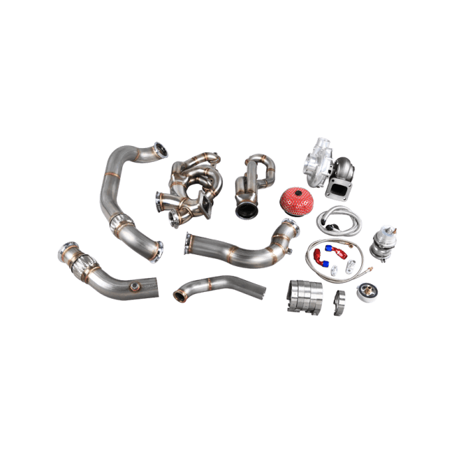 Turbo Manifold Downpipe Kit For 04-13 BMW E90/E92 LS1