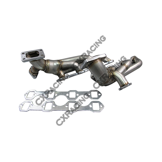 Twin Turbo Kit For 79-93 Ford FoxBody Mustang 5.0L Dual
