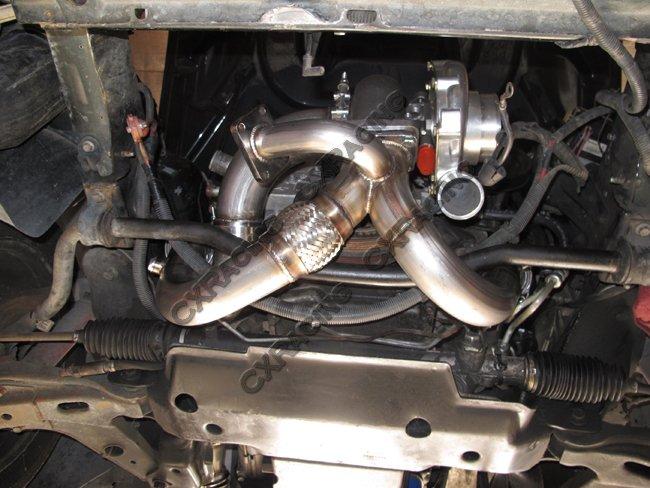 65 Chevy Pickup Wiring Diagram Diy Turbo Manifold Header Kit For Ls1 Lsx Lqx Lmx Motor T4