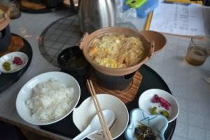 土鍋カツ丼