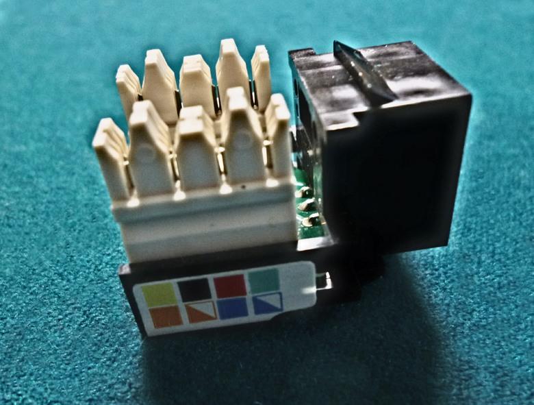 Phone Jack Wiring Diagram On Rj 11 4 Pair Phone Wiring Color Codes And