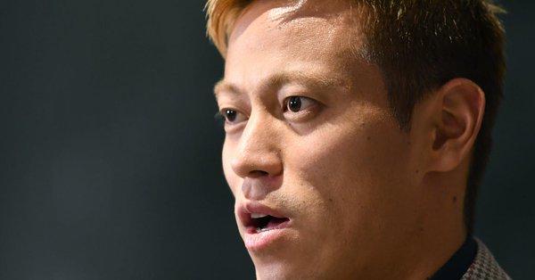 サッカーの本田選手がVBファンド設立、米俳優W・スミス氏と110億円規模