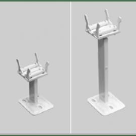 Pieds De Fixation Pour Radiateur Brugmann Horizontaux Type