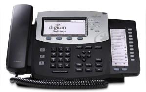 Digium D70 Phone