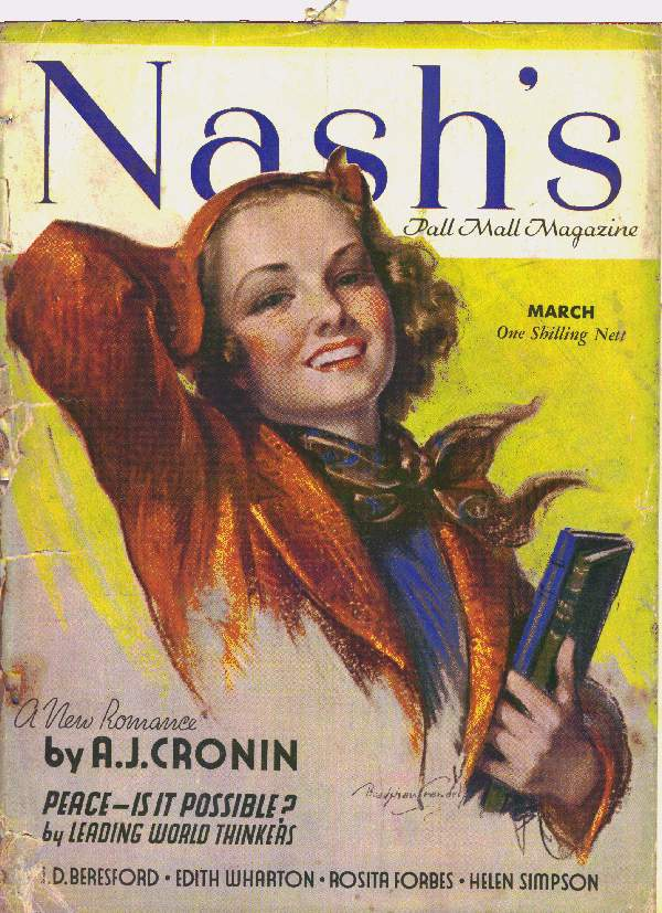 WOMENS MAGAZINES OF THE 1920s 1930s 1940s role of