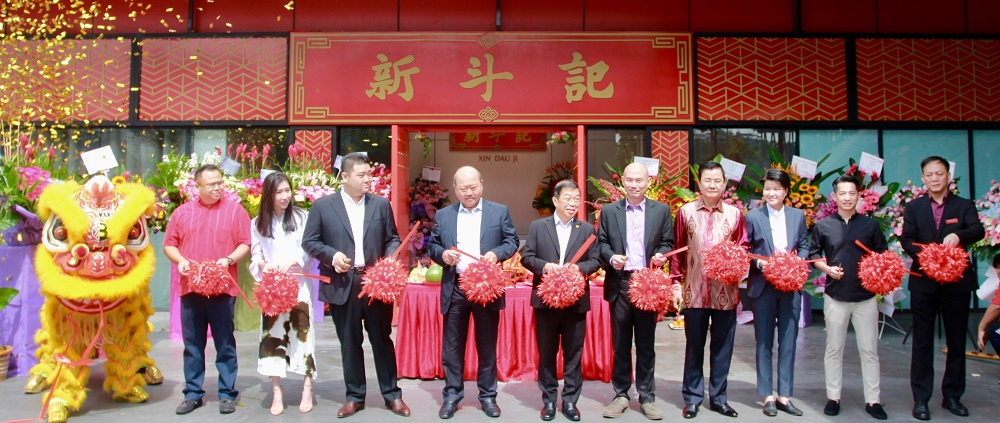 Michelin-star HK restaurant opens in EkoCheras mall - | Cyber-RT