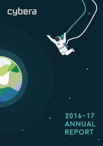 Cybera Annual Report 2016-17