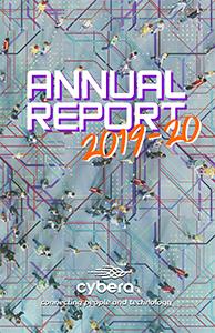 Cybera Annual Report 2019-2020
