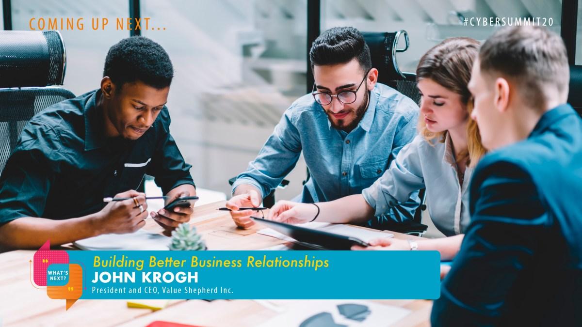 Up Next_Building Better Business Relationships