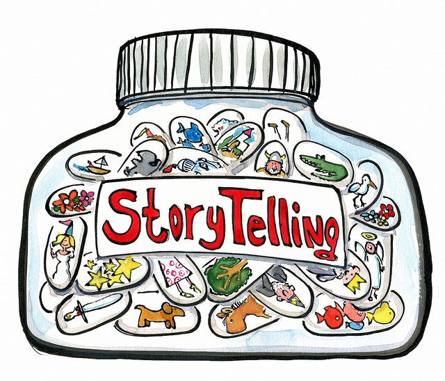 Storytelling for PR & Marketing