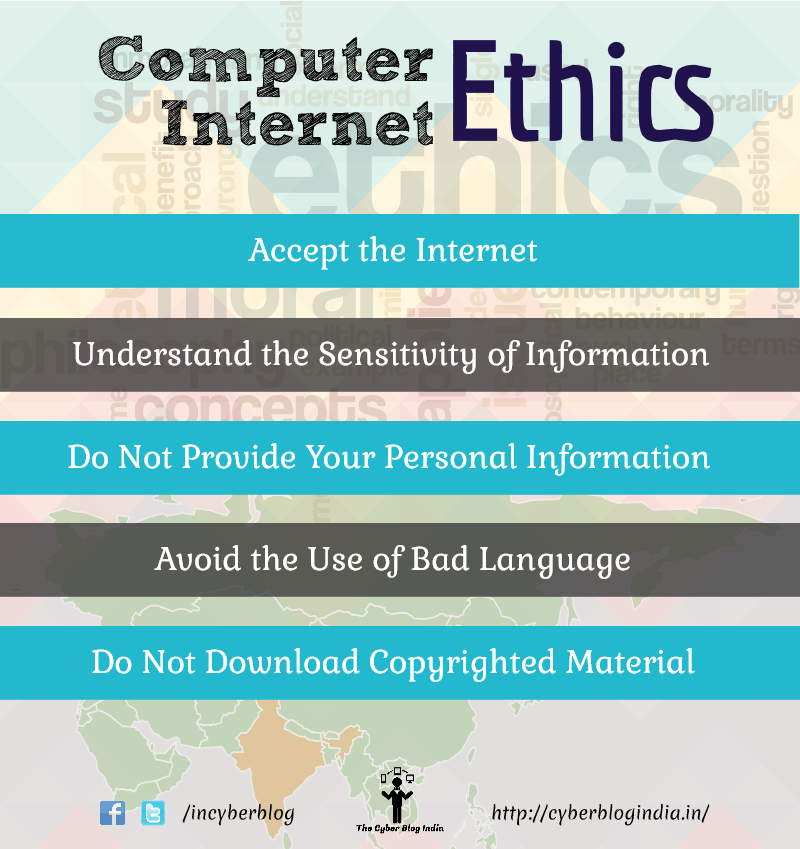 the importance of computer ethics The internet and the death of ethics is the net inherently unethical, or does it simply make it too easy for users to act  computer ethics institute.