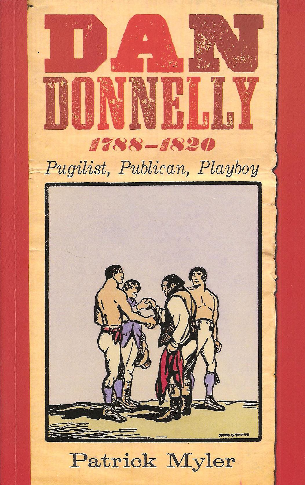 Cyber Boxing Zone  Book Review  Dan Donnelly