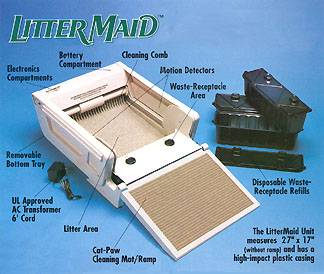 As Seen On TV Products -- Advanced Deluxe LitterMaid