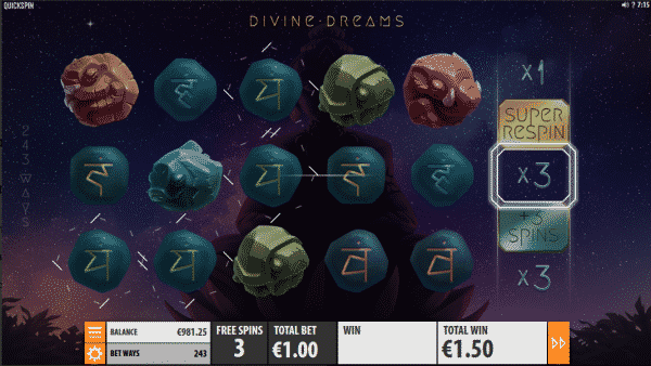 free-spins-Divine-Dreams