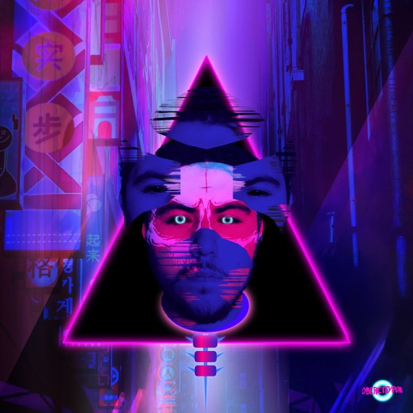 Cyberpunk City Art Neon