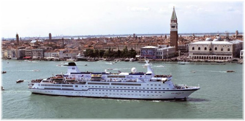 FTI Cruises' Berlin in Venice