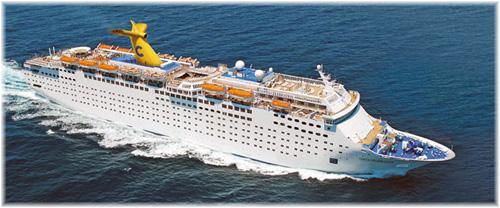 Costa Celebration (Image courtesy of Costa Cruises)