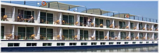 Balconies are a big feature on Scenic's river cruisers (Courtesy Scenic)