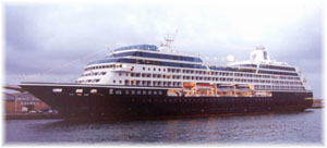 The R6 (Currently Azamara Journey)