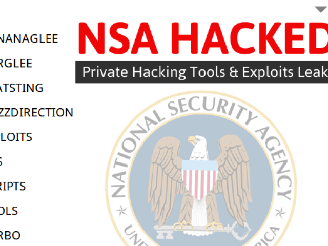 Chinese hackers got access to NSAs hacking software