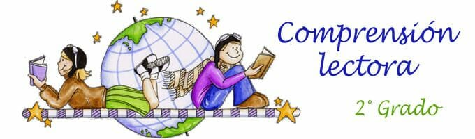 comprensión lectora segundo grado