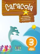 Caracola 3 – Actividades para desarrollar competencias
