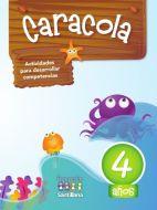 Caracola 4 – Actividades para desarrollar competencias