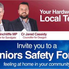 CyberGuru's Chief Guru to present at Seniors Safety Forum